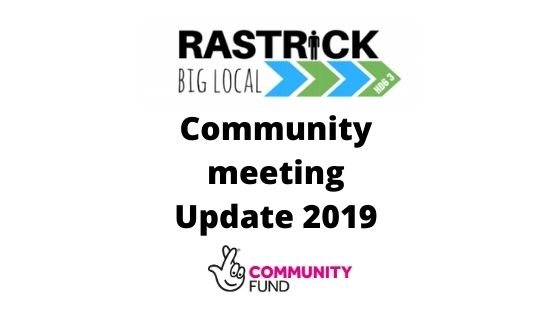 Update from our Community meeting 2019