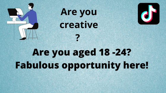 Like being creative? Read on!